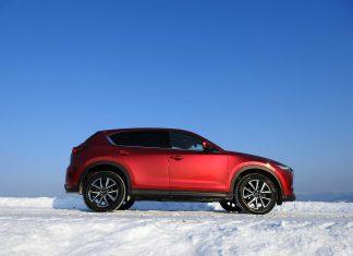 Der neue Mazda CX-5 G194 AWD im Guten Tag Österreich Autotest (Bildquelle: Michaela Resch)