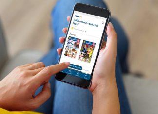 Allein in der ersten Woche wurde die App bereits über 50.000 mal heruntergeladen (Bildquelle: Lidl Österreich)