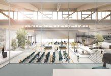 Das geplante Innovationszentrum in Eberstalzell wird zu einem Ort der Begegnung von Bildung, Forschung und Wirtschaft (Bildquelle: HOFER)