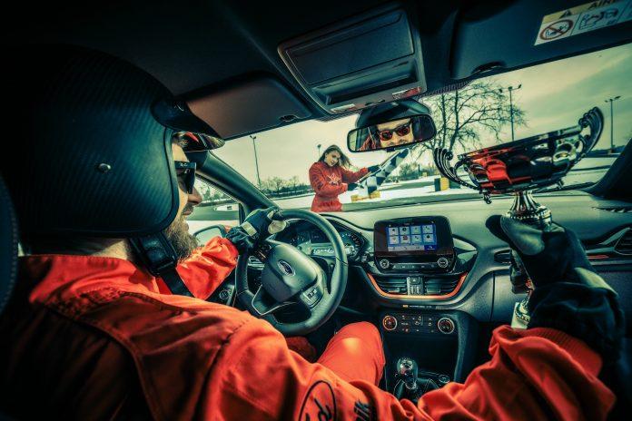 Racing Rookie 2018: Jetzt anmelden und einen startfertigen Ford Fiesta ST mit 182 PS gewinnen (Bildquelle: Ford)
