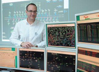 Arbeitsplatz im Systemoperator der Netz NÖ (Bildquelle: Netz NÖ)