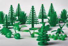2018 kommen die ersten nachhaltigen LEGO Elemente aus pflanzlichem Kunststoff auf den Markt (Bildquelle: obs/LEGO GmbH/Maria Tuxen Hedegaard)