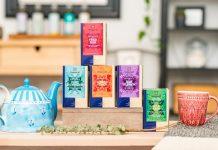 5 neue Tees für schieres Glück in der Tasse (Bildquelle: Sonnentor)
