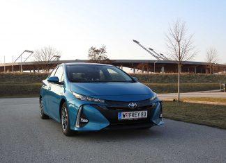 Der neue Toyota Prius Plug-in Hybrid im Guten Tag Österreich Autotest (Bildquelle: Thomas Resch)