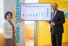 VPNÖ-Bildungssprecherin LAbg. Margit Göll und VPNÖ-Landesgeschäftsführer Bernhard Ebner (Bildquelle: VPNÖ)
