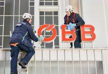 Die ÖBB führen traditionell im Rahmen ihrer Frühjahrsputz-Aktion die Grundreinigung der österreichischen Bahnhöfe durch (Bildquelle: ÖBB/Sebastian Reich)