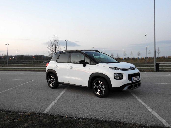Der Citroën C3 Aircross im Guten Tag Österreich Autotest (Bildquelle: Michaela Resch)