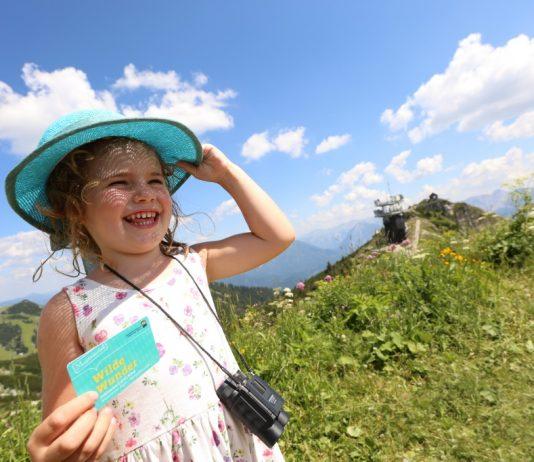 Die Wilde Wunder Card garantiert spannende Erlebnisse für Groß und Klein (Bildquelle: Mostviertel Tourismus / schwarz-koenig.at)