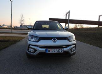 Der neue SsangYong Tivoli im Guten Tag Österreich Autotest (Bildquelle: Michaela Resch)