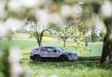 Der EQC voll im Plan auf dem Weg zur Serienreife (Bildquelle: Daimler AG)