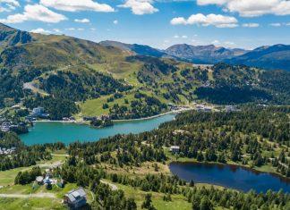 Die Turracher Höhe - das einzigartige Alm-See-Plateau auf knapp 1.800 m Seehöhe (Bildquelle: Turracher Höhe / Ch. Rossmann)