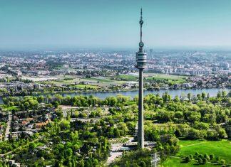 Höchster Punkt der Stadt lockt ab sofort mit neuen Erlebnisattraktionen und vorzüglicher Wiener Kulinarik (Bildquelle: Donauturm / Christian Lendl)