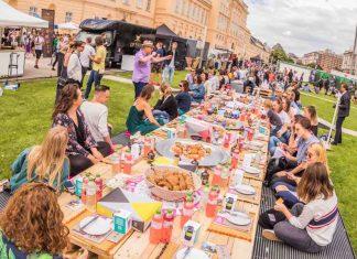 Wiens größtes Food-Festival mit 25 Food-Trucks, Kunstkonzept der Wiener Achse, Lifestyle-Markt, Unterhaltungsprogramm & Chillout-Area beim Museumsquartier (Bildquelle: Food Festival Vienna)