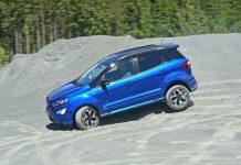 Der neue Ford EcoSport mit Allradantrieb (Bildquelle: Ford)