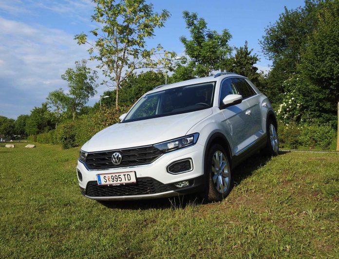 Der VW T-Roc im Guten Tag Österreich Autotest (Bildquelle: Michaela Resch)