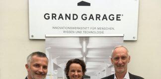 (v.l.n.r.): WKO-Leiter Thomas Denk, Ruth Arrich von CAP. Future und WKO-Obmann Klaus Schobesberger (Bildquelle: WKOÖ)