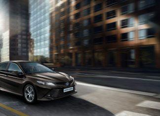 Die Markteinführung des neuen Toyota Camry Hybrid in Österreich ist für Mitte 2019 geplant (Bildquelle: TOYOTA)