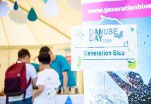 Zahlreiche Besucherinnen und Besucher sowie Schülerinnen und Schüler informierten sich beim 14. Danube Day im Wiener Stadtpark über den sorgsamen Umgang mit der Ressource Wasser und die Bedeutung der Lebensader Donau (Bildquelle: BMNT/Paul Gruber)
