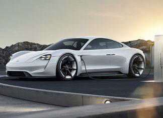 Mission E: Der erste Elektro-Sportler von Porsche heißt Taycan (Bildquelle: Porsche)