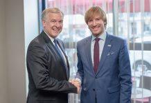 NÖGUS-Vorsitzender Landesrat Martin Eichtinger und tschechischer Gesundheitsminister Adam Vojtěch (Bildquelle: Philipp Monihart)