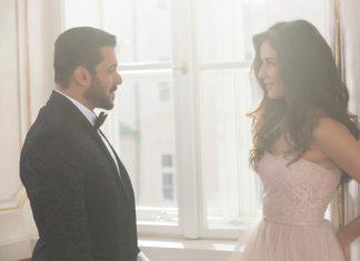 "Salman Khan und Katrina Kaif in ""Tiger Zinda Hai"" in der Innsbrucker Hofburg (Bildquelle: Yashraj Films Innsbruck Tourismus)"