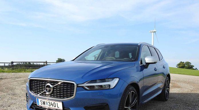 Der Volvo XC60 im Guten Tag Österreich Autotest (Bildquelle: Michaela Resch)