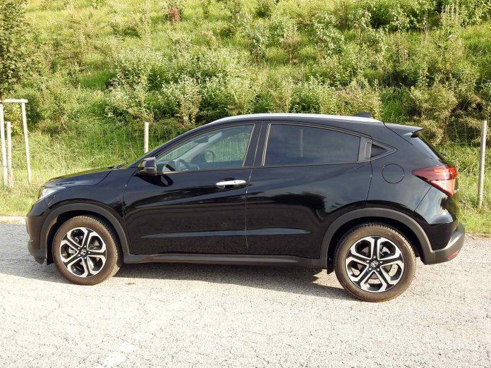 Der Honda HR-V im Guten Tag Österreich Autotest (Bildquelle: Thomas Resch)