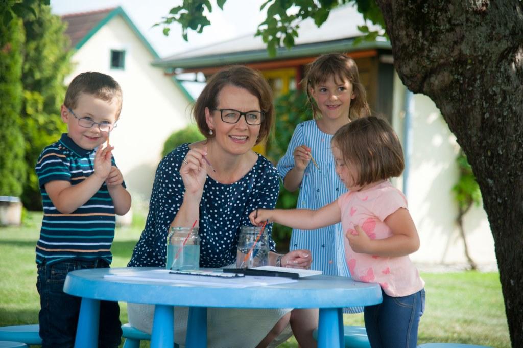 Guten Tag österreich Kindertagesheimstatistik Zeigt Nö Ist Beim