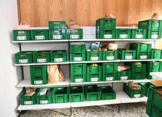 Die Nahversorgung mit regionalen Lebensmittel in Form einer Foodcoop wurde 2017 auch von Landwirten in Alberndorf mit dem Verein bauern.laden.ein ins Leben gerufen (Bildquelle: Verein bauern.laden ein)
