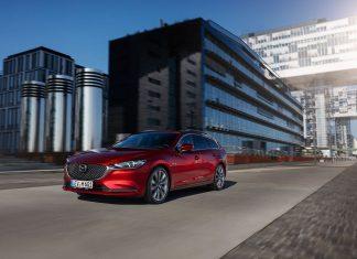 Mehr Eleganz für den neuen Mazda6 Modelljahrgang 2018 (Bildquelle: Mazda)