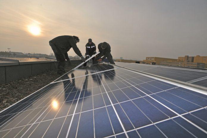 Die LINZ AG setzt mit ihrer Photovoltaikoffensive noch mehr als bisher auf erneuerbare Energien und erweitert die Leistung ihrer PV-Anlagen auf 2 Megawatt Peak (Bildquelle: LINZ AG)