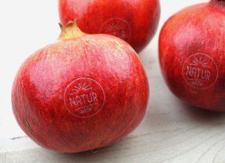 Seit kurzem testet HOFER im Bereich Obst & Gemüse das Laserbranding von Produkten, sodass die notwendige Deklaration nicht mehr mittels Verpackungsfolie oder Sticker auf der Frucht angebracht werden muss (Bildquelle: zVg.)