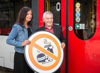 Ab 2019 wird das Essverbot auf alle U-Bahn-Linien ausgeweitet (Bildquelle: PID/Hudek)