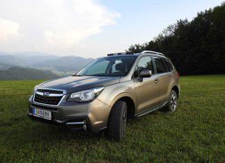 Der Subaru Forester im Guten Tag Österreich Autotest (Bildquelle: Michaela Resch)