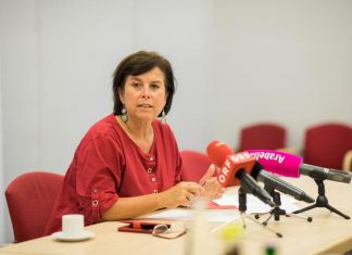 Landesrätin Gerstorfer präsentiert neue Ausbildungskonzepte für Pflegeberufe (Bildquelle: Land OÖ)