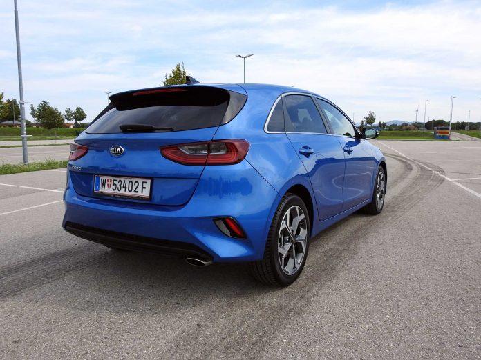 Der neue Kia Ceed im Guten Tag Österreich Autotest (Bildquelle: Michaela Resch)