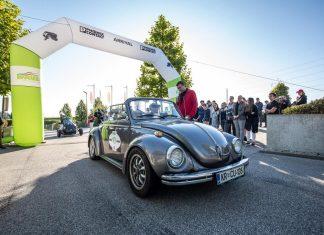 Auch ein alter Käfer lässt sich zum Elektroauto umrüsten (Bildquelle: Fronius International GmbH)