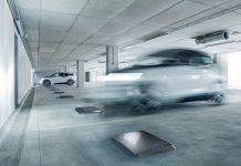 So könnte die Parkgarage der Zukunft für E-Autos aussehen (Bildquelle: Easelink / Jungwirth)
