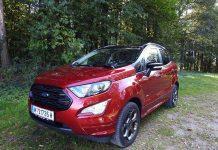 Der neue Ford EcoSport im Guten Tag Österreich Autotest (Bildquelle: Michaela Resch)