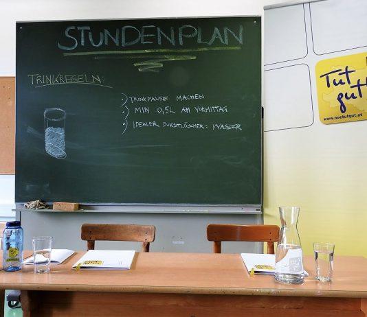 """Start des Projekt """"H2NOE"""" - Wasserschulen in Niederösterreich (Bildquelle: Thomas Resch)"""
