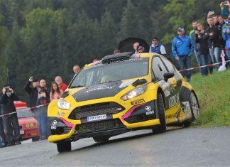 Der Traum vom Staatsmeistertitel ist für Niki Mayr-Melnhof bei der Wechselland Rallye wahr geworden (Bildquelle: Harald Illmer)