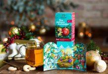 Vorfreude zum Aufgießen: Der neue Tee-Adventkalender von Sonnentor (Bildquelle: Sonnentor)