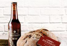 Bierbrot und Brotbier von ANKER und Ottakringer (Bildquelle: Ankerbrot)
