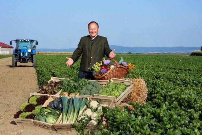 Hermann Schultes, Präsident der Landwirtschaftskammer NÖ (Bildquelle: LK NÖ / Alexander Haiden)
