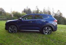 Der neue Hyundai Tucson im Guten Tag Österreich Autotest (Bildquelle: Michaela Resch)