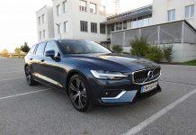 Der neue Volvo V60 im Guten Tag Österreich Autotest (Bildquelle: Michaela Resch)