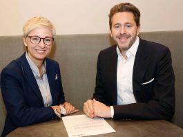 WKOÖ-Präsidentin Doris Hummer und WKÖ-Präsident Harald Mahrer (Bildquelle: Strobl)