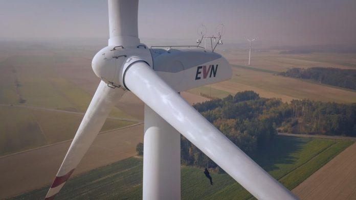 EVN Windpark Japons (Bildquelle: EVN)
