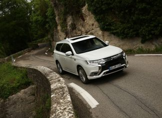 Der neue Mitsubishi Outlander Plug-in-Hybrid inklusive Allradantrieb (Bildquelle: Mitsubishi)