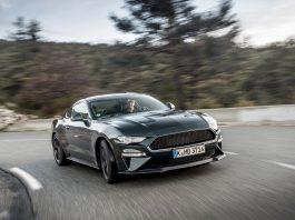 Der 5,0-Liter-V8 Motor des Mustang Bullitt™ leistet 338 kW (460 PS) (Bildquelle: Ford)